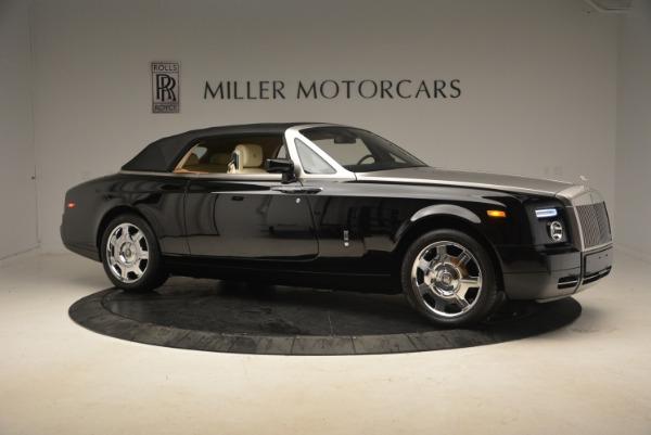 Used 2009 Rolls-Royce Phantom Drophead Coupe for sale Sold at Alfa Romeo of Westport in Westport CT 06880 22
