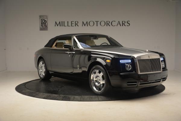 Used 2009 Rolls-Royce Phantom Drophead Coupe for sale Sold at Alfa Romeo of Westport in Westport CT 06880 23
