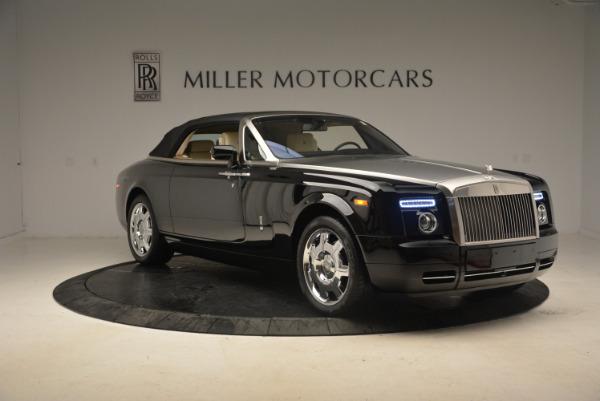 Used 2009 Rolls-Royce Phantom Drophead Coupe for sale Sold at Alfa Romeo of Westport in Westport CT 06880 24