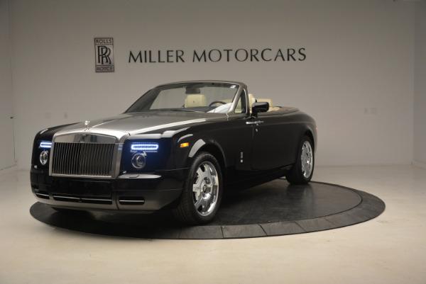 Used 2009 Rolls-Royce Phantom Drophead Coupe for sale Sold at Alfa Romeo of Westport in Westport CT 06880 1
