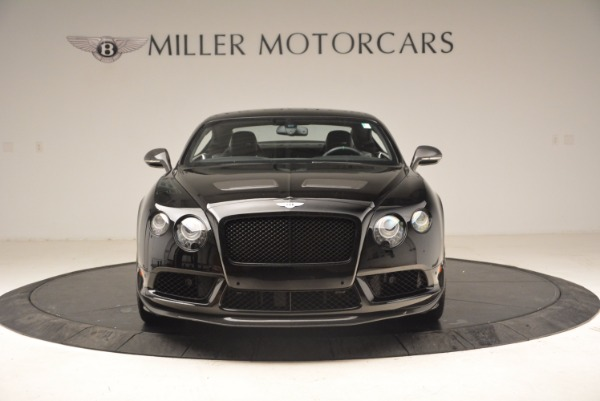 Used 2015 Bentley Continental GT GT3-R for sale Sold at Alfa Romeo of Westport in Westport CT 06880 13