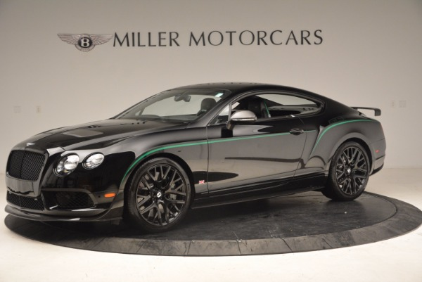 Used 2015 Bentley Continental GT GT3-R for sale Sold at Alfa Romeo of Westport in Westport CT 06880 2