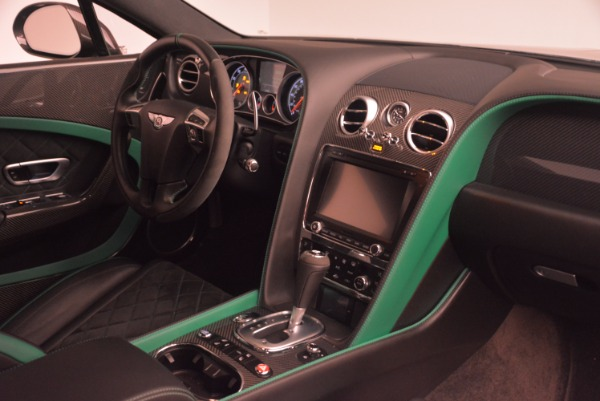Used 2015 Bentley Continental GT GT3-R for sale Sold at Alfa Romeo of Westport in Westport CT 06880 26