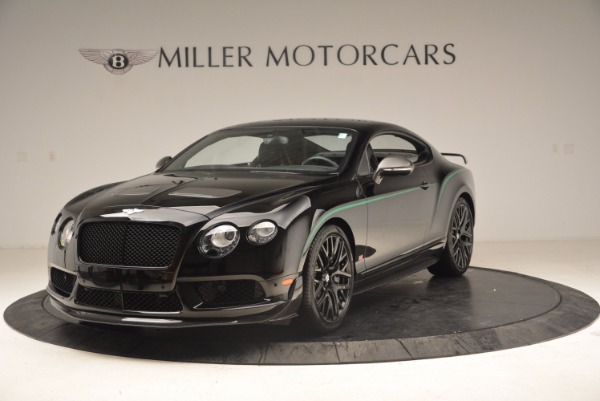 Used 2015 Bentley Continental GT GT3-R for sale Sold at Alfa Romeo of Westport in Westport CT 06880 1