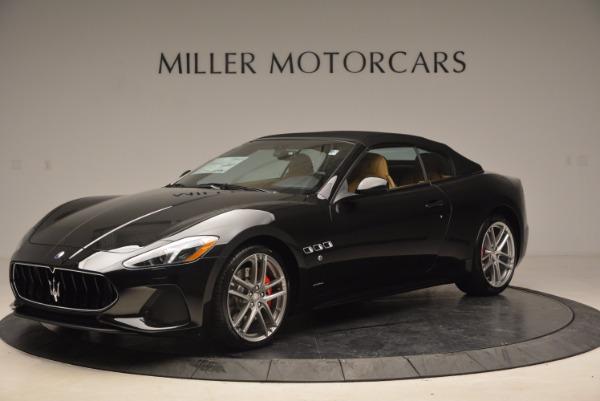 New 2018 Maserati GranTurismo Sport Convertible for sale Sold at Alfa Romeo of Westport in Westport CT 06880 14
