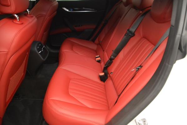 New 2018 Maserati Ghibli S Q4 for sale Sold at Alfa Romeo of Westport in Westport CT 06880 18