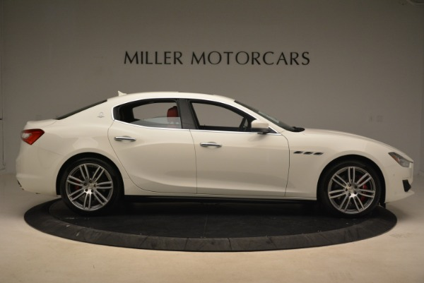 New 2018 Maserati Ghibli S Q4 for sale Sold at Alfa Romeo of Westport in Westport CT 06880 9