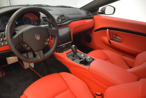 New 2018 Maserati GranTurismo Sport for sale Sold at Alfa Romeo of Westport in Westport CT 06880 12