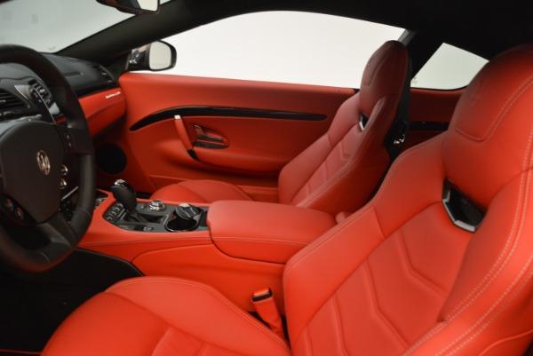 New 2018 Maserati GranTurismo Sport for sale Sold at Alfa Romeo of Westport in Westport CT 06880 13