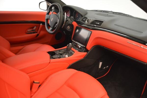 New 2018 Maserati GranTurismo Sport for sale Sold at Alfa Romeo of Westport in Westport CT 06880 19