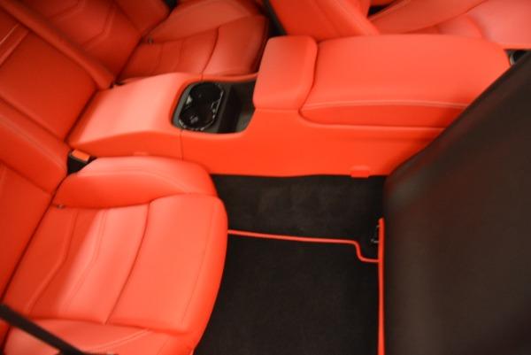 New 2018 Maserati GranTurismo Sport for sale Sold at Alfa Romeo of Westport in Westport CT 06880 23
