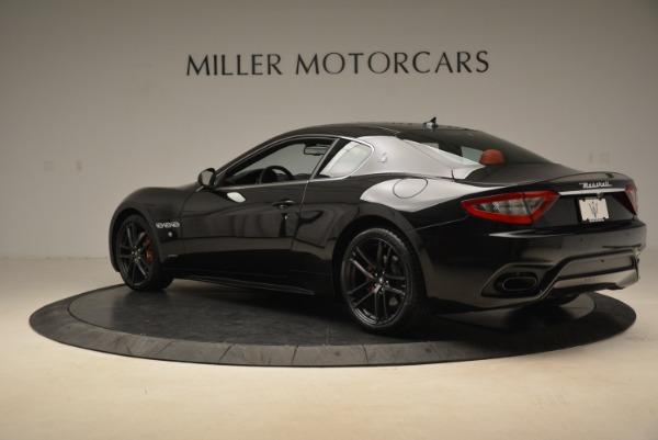 New 2018 Maserati GranTurismo Sport for sale Sold at Alfa Romeo of Westport in Westport CT 06880 3