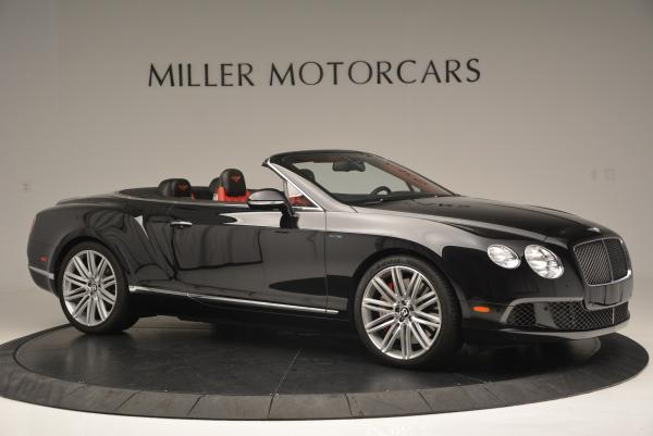 Used 2014 Bentley Continental GT Speed Convertible for sale Sold at Alfa Romeo of Westport in Westport CT 06880 10