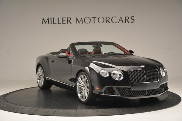 Used 2014 Bentley Continental GT Speed Convertible for sale Sold at Alfa Romeo of Westport in Westport CT 06880 11