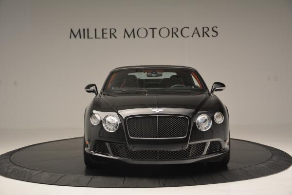 Used 2014 Bentley Continental GT Speed Convertible for sale Sold at Alfa Romeo of Westport in Westport CT 06880 13