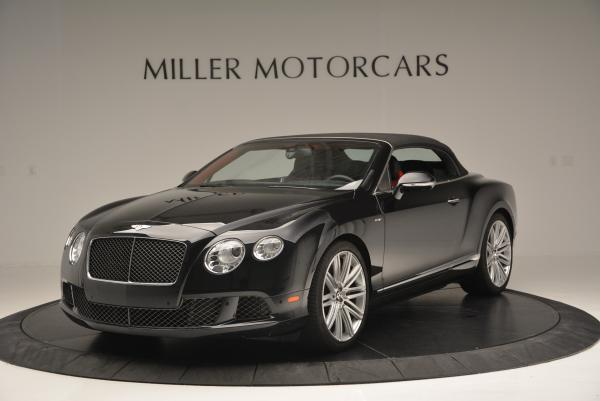 Used 2014 Bentley Continental GT Speed Convertible for sale Sold at Alfa Romeo of Westport in Westport CT 06880 14