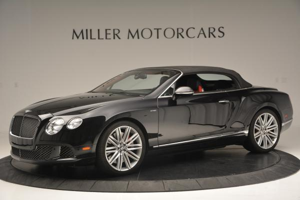 Used 2014 Bentley Continental GT Speed Convertible for sale Sold at Alfa Romeo of Westport in Westport CT 06880 15
