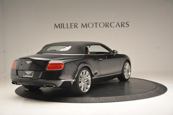 Used 2014 Bentley Continental GT Speed Convertible for sale Sold at Alfa Romeo of Westport in Westport CT 06880 20