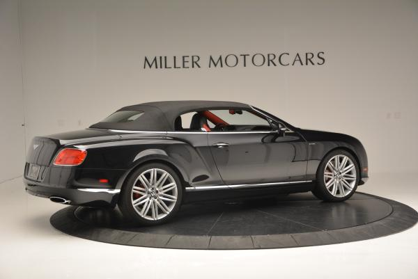 Used 2014 Bentley Continental GT Speed Convertible for sale Sold at Alfa Romeo of Westport in Westport CT 06880 21