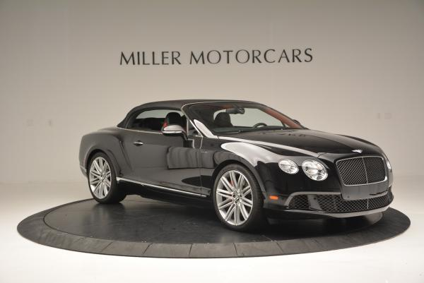 Used 2014 Bentley Continental GT Speed Convertible for sale Sold at Alfa Romeo of Westport in Westport CT 06880 23