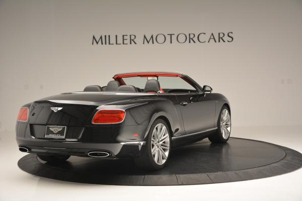 Used 2014 Bentley Continental GT Speed Convertible for sale Sold at Alfa Romeo of Westport in Westport CT 06880 7