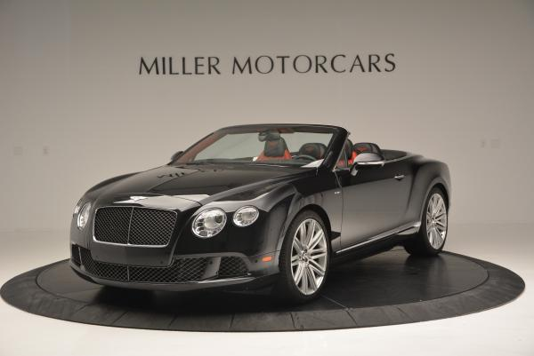 Used 2014 Bentley Continental GT Speed Convertible for sale Sold at Alfa Romeo of Westport in Westport CT 06880 1