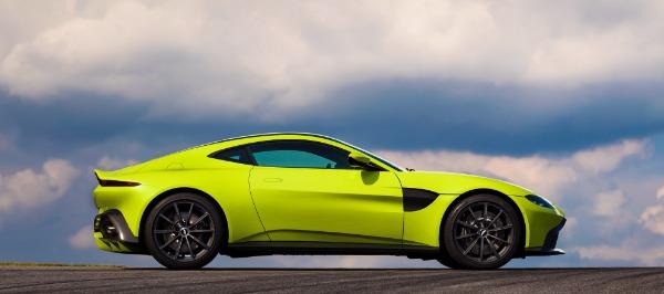 New 2019 Aston Martin Vantage for sale Sold at Alfa Romeo of Westport in Westport CT 06880 2