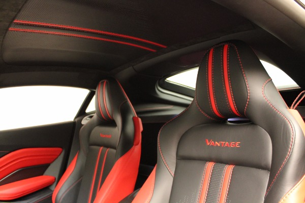 New 2019 Aston Martin Vantage for sale Sold at Alfa Romeo of Westport in Westport CT 06880 26