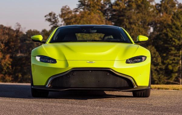 New 2019 Aston Martin Vantage for sale Sold at Alfa Romeo of Westport in Westport CT 06880 1