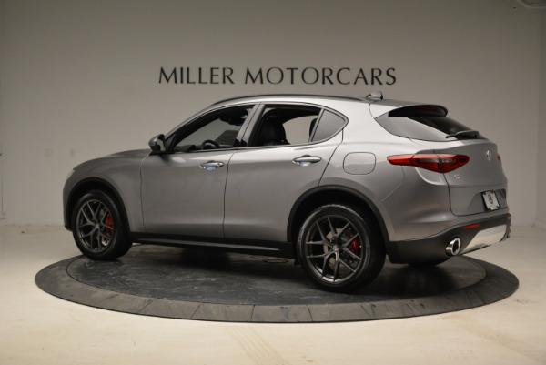 New 2018 Alfa Romeo Stelvio Ti Sport Q4 for sale Sold at Alfa Romeo of Westport in Westport CT 06880 4