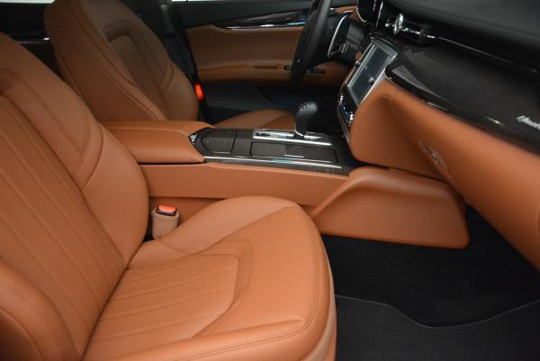New 2016 Maserati Quattroporte S Q4 for sale Sold at Alfa Romeo of Westport in Westport CT 06880 18