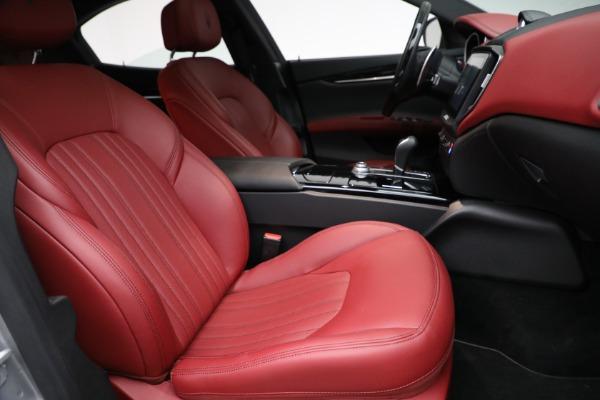 New 2018 Maserati Ghibli S Q4 GranLusso for sale Sold at Alfa Romeo of Westport in Westport CT 06880 20
