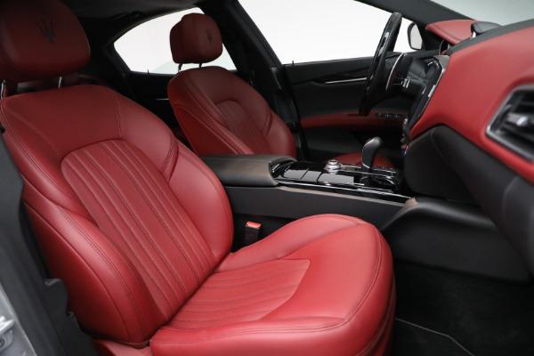 New 2018 Maserati Ghibli S Q4 GranLusso for sale Sold at Alfa Romeo of Westport in Westport CT 06880 21