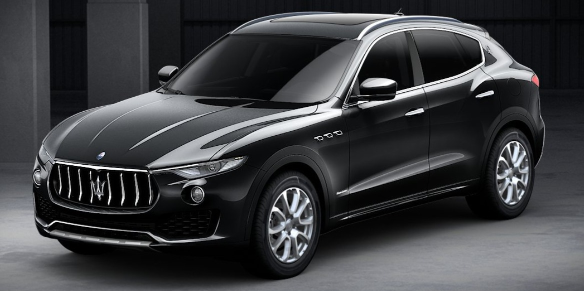 New 2018 Maserati Levante Q4 GranLusso for sale Sold at Alfa Romeo of Westport in Westport CT 06880 1