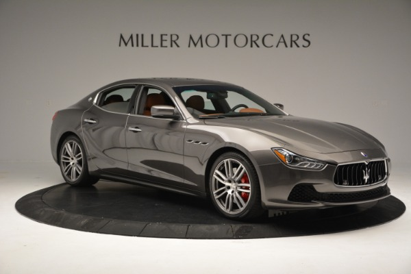 New 2018 Maserati Ghibli S Q4 for sale Sold at Alfa Romeo of Westport in Westport CT 06880 12