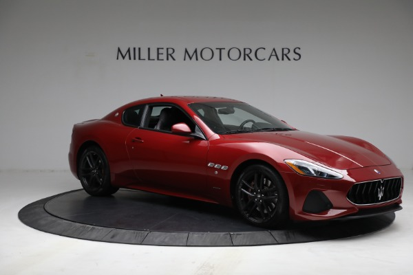 Used 2018 Maserati GranTurismo Sport for sale $94,900 at Alfa Romeo of Westport in Westport CT 06880 10