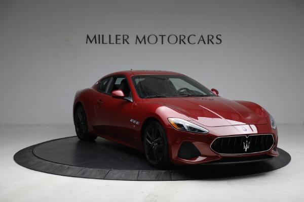 Used 2018 Maserati GranTurismo Sport for sale $94,900 at Alfa Romeo of Westport in Westport CT 06880 11