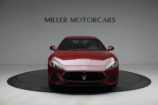 Used 2018 Maserati GranTurismo Sport for sale $94,900 at Alfa Romeo of Westport in Westport CT 06880 12
