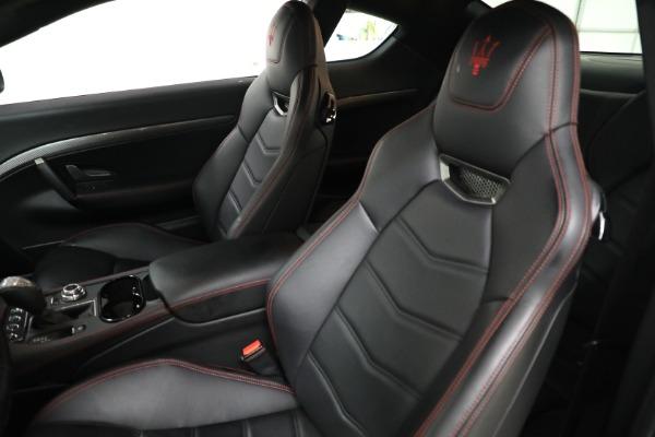 Used 2018 Maserati GranTurismo Sport for sale $94,900 at Alfa Romeo of Westport in Westport CT 06880 15