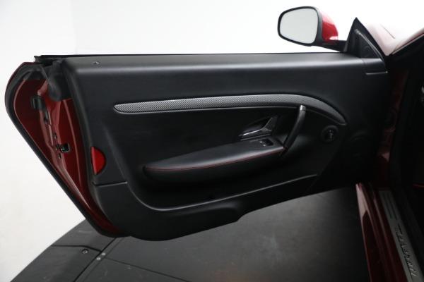 Used 2018 Maserati GranTurismo Sport for sale $94,900 at Alfa Romeo of Westport in Westport CT 06880 17