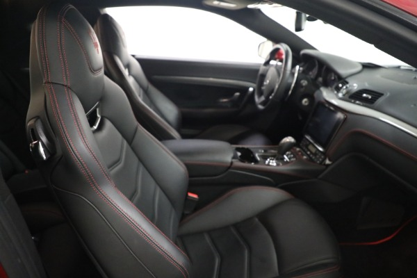 Used 2018 Maserati GranTurismo Sport for sale $94,900 at Alfa Romeo of Westport in Westport CT 06880 19