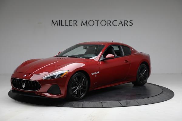 Used 2018 Maserati GranTurismo Sport for sale $94,900 at Alfa Romeo of Westport in Westport CT 06880 2