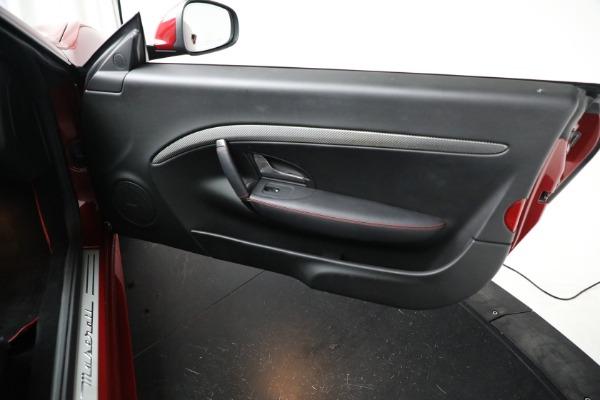 Used 2018 Maserati GranTurismo Sport for sale $94,900 at Alfa Romeo of Westport in Westport CT 06880 22