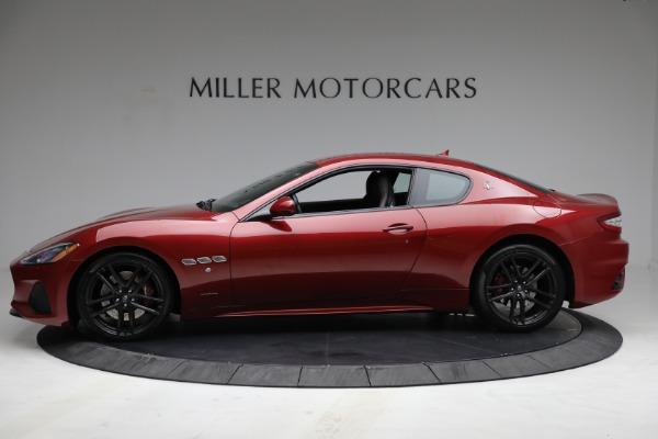 Used 2018 Maserati GranTurismo Sport for sale $94,900 at Alfa Romeo of Westport in Westport CT 06880 3