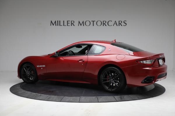 Used 2018 Maserati GranTurismo Sport for sale $94,900 at Alfa Romeo of Westport in Westport CT 06880 4