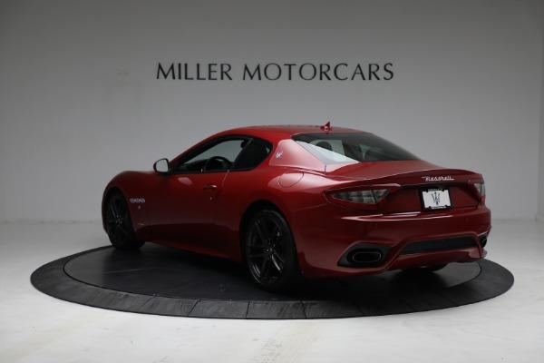 Used 2018 Maserati GranTurismo Sport for sale $94,900 at Alfa Romeo of Westport in Westport CT 06880 5