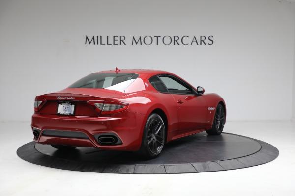 Used 2018 Maserati GranTurismo Sport for sale $94,900 at Alfa Romeo of Westport in Westport CT 06880 7