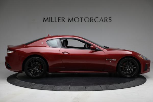 Used 2018 Maserati GranTurismo Sport for sale $94,900 at Alfa Romeo of Westport in Westport CT 06880 9