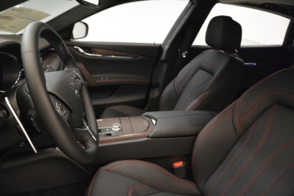 Used 2018 Maserati Quattroporte S Q4 GranLusso for sale Sold at Alfa Romeo of Westport in Westport CT 06880 13