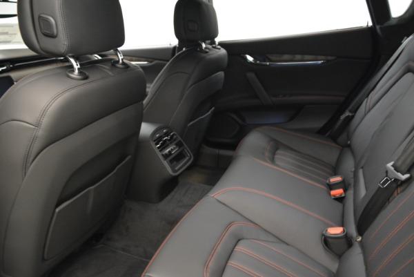 Used 2018 Maserati Quattroporte S Q4 GranLusso for sale Sold at Alfa Romeo of Westport in Westport CT 06880 17